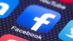 Сторінка департаменту соціального захисту у facebook