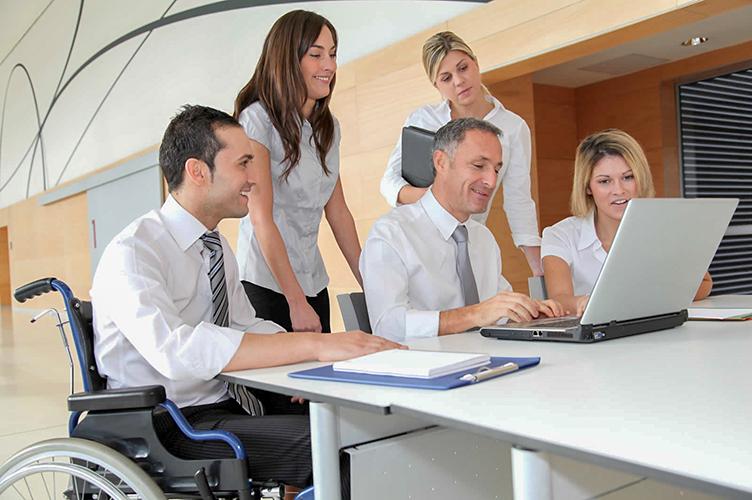 Про працевлаштування осіб з інвалідністю