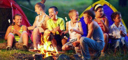 Оздоровлення та відпочинок дітей