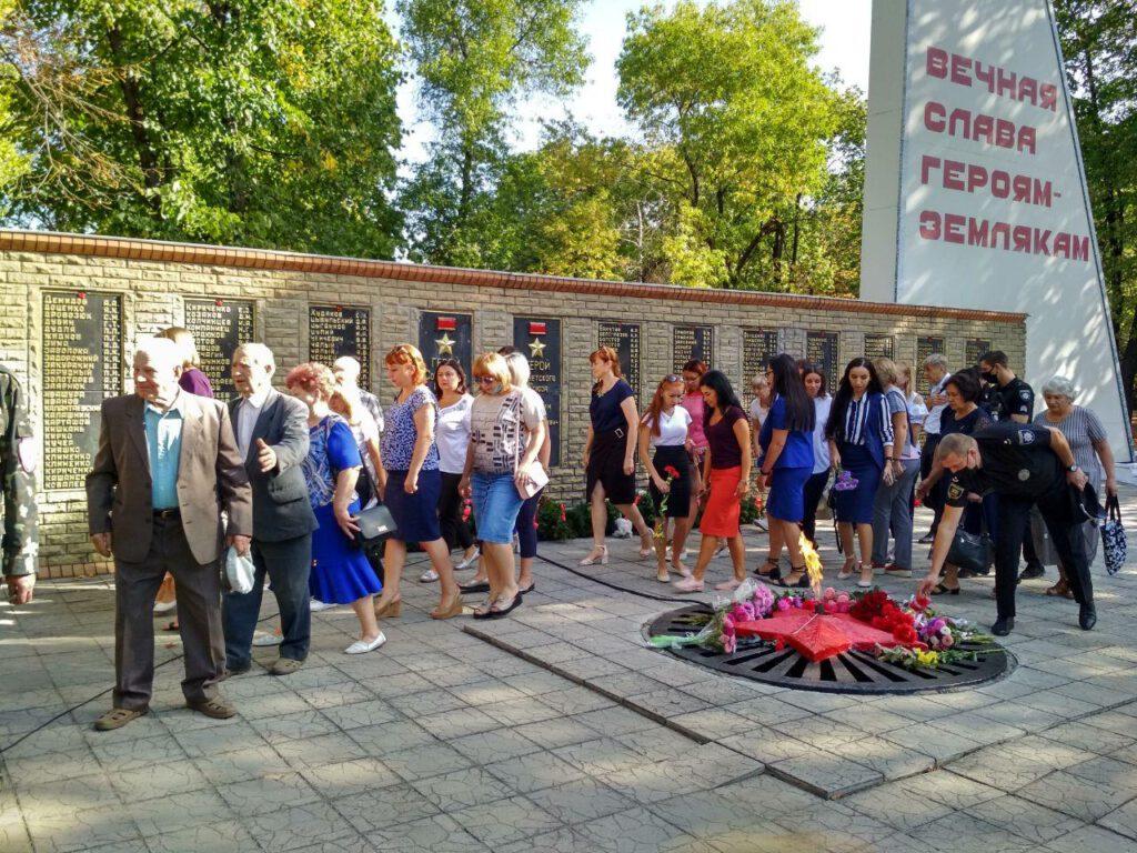 8 вересня – День визволення Донбасу від нацистських загарбників
