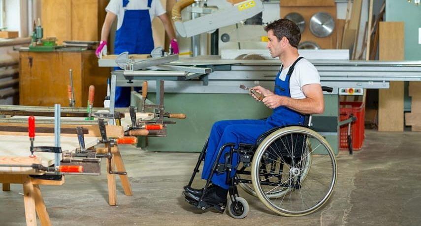 Сприяємо працевлаштуванню осіб з інвалідністю