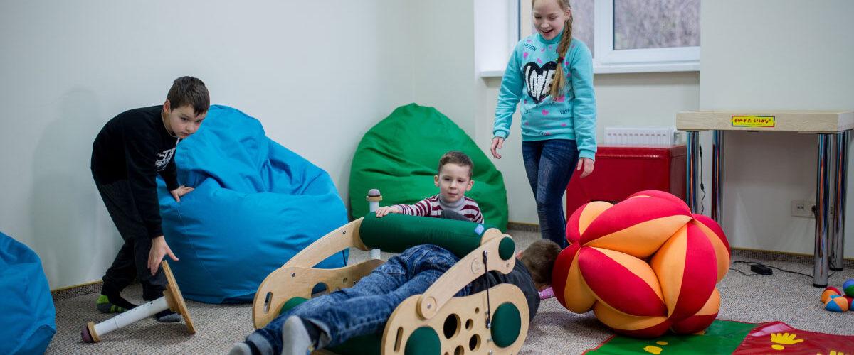 Донецький обласний центр соціально-психологічної реабілітації дітей та молоді з функціональними обмеженнями запрошує