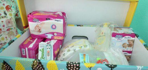 """Забезпечення дитини при народженні одноразовою натуральною допомогою """"пакунок малюка"""""""