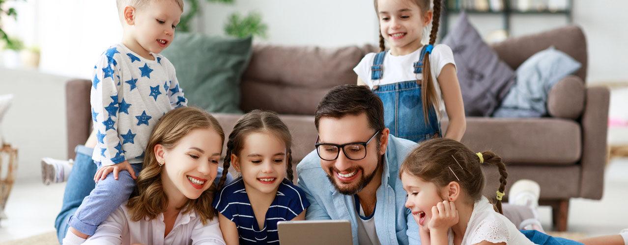 На які пільги має право багатодітна сім'я?