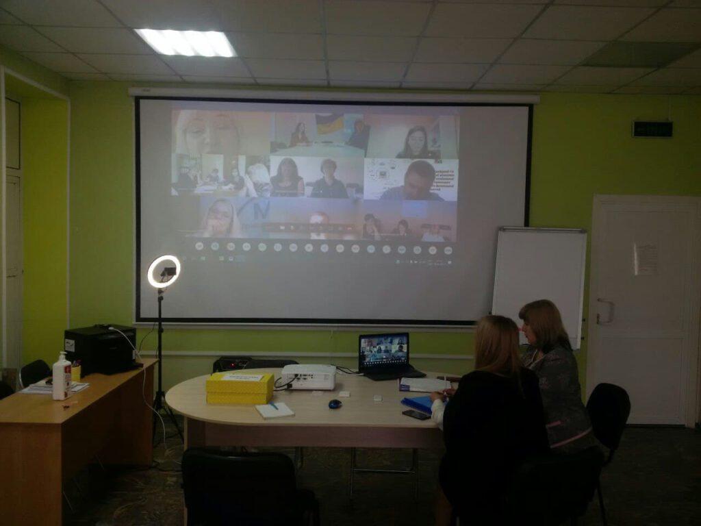 Підсумковий захід з реалізації Проєкту «Стратегічні, цифрові та партисипативні рішення для розвитку соціальної сфери в 10 громадах Луганської та Донецької областей»