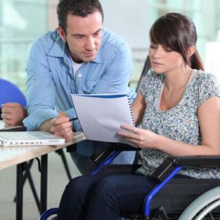 До уваги людей з інвалідністю!