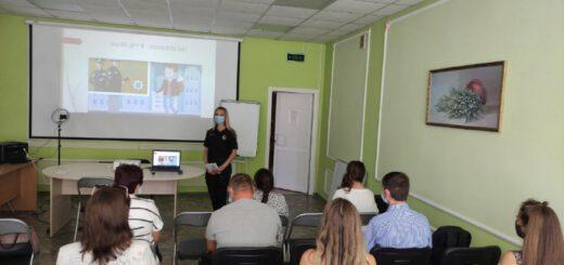 Зустріч молоді із інспектором сектору ювенальної превенції