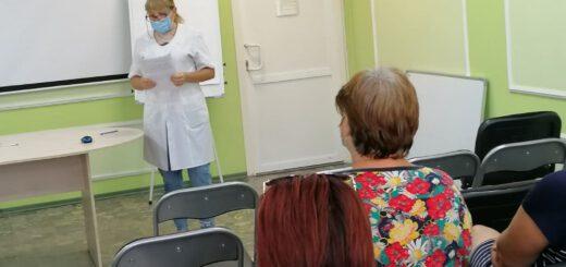 Лекція щодо безпечності та ефективності вакцинації від коронавірусу (COVID-19)