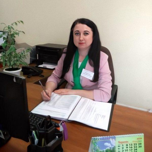 Романченко Олена Миколаївна